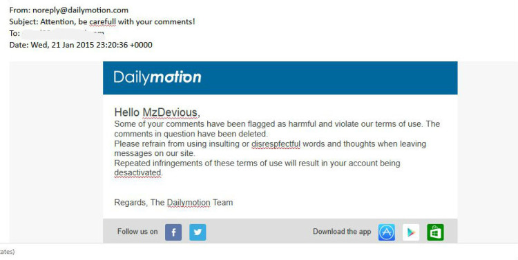 mz devious dailymotion
