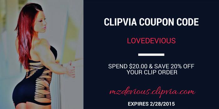 clipvia discount code